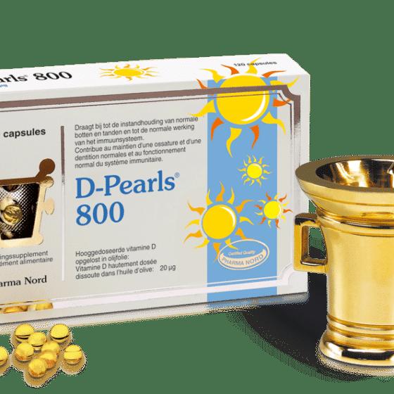 D Pearls 120caps