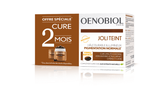 Oenobiol Joli Teint Duo Pack
