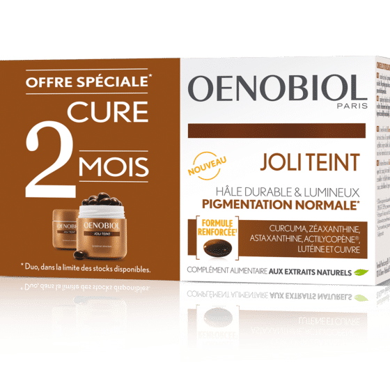 Oenobiol Joli Teint Duo Pack