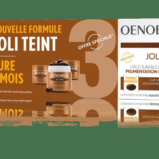 Oenobiol Joli Teint Nouveau Trio Pack