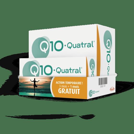 Q10 Quatral 3mois