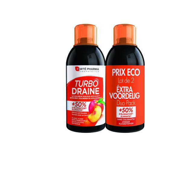 Turbodraine Peche Perzik Duo 2661 429
