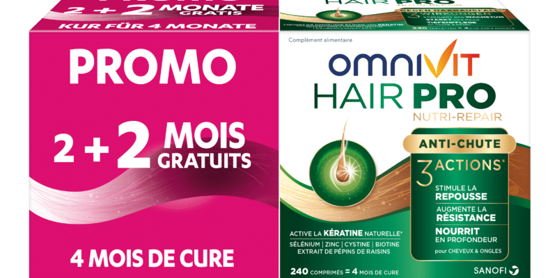 Omnivit Cheveux 2
