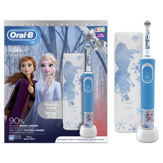 Oral B Reine Des Neiges Pack