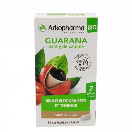 Arkopharma Arkogelules Guarana Bio 130 Gelules