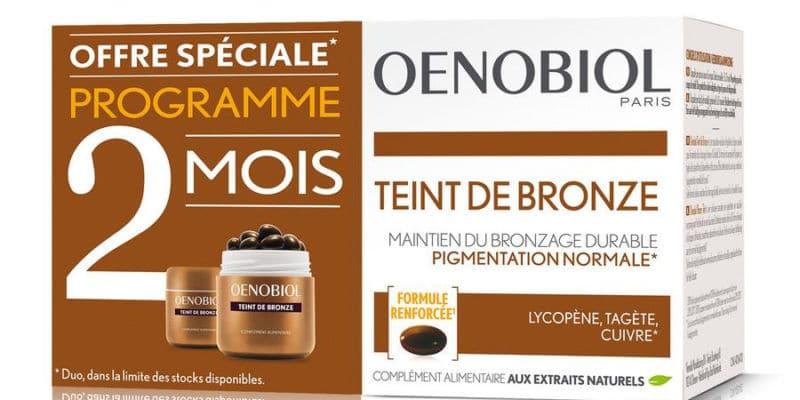 Oenobiol Teint De Bronze